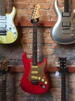 Fender Stratocaster American Standard Torino Red