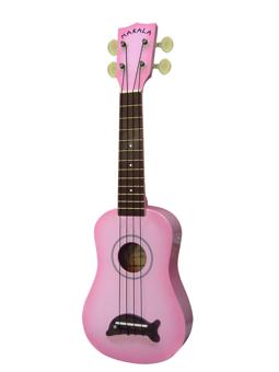 Makala Ukulele Soprano Pink