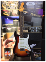 Fender Journeyman Relic Postmodern Stratocaster 3-Color Sunburst