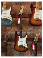 Fender American Professional Stratocaster 2017 Rw Sienna Sunburst