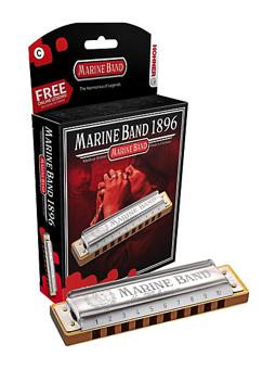 Hohner Marine Band RE
