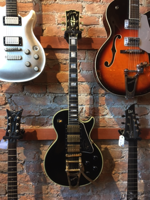 Gibson 57 Les Paul Custom Vos Black Beauty with Bigsby