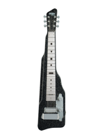 Gretsch G5715 Electromatic Lap Steel Guitar Black Sparkle