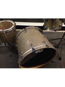 Dw (drum Workshop) Collector's Series - Finish Ply Broken Glass (SET EXPO)