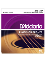 Daddario ej38h phosphor bronze