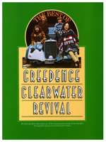 Volonte The Best of CREEDENCE CLEARWATER REVIVAL