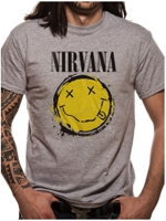 Cid NIRVANA Smiley Splat tg XL