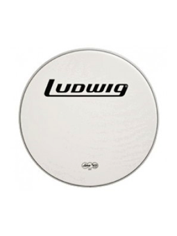 Ludwig LW4224 - Smooth White 24