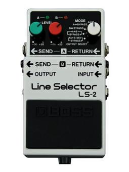 Boss Ls-2 Line Selctor