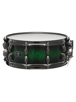 Yamaha LNS1455 EWS - Rullante - Live Custom - Snare Drum - Emerald Shadow Sunburst