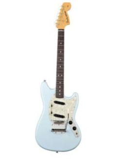 Fender Mustang 65 Daphne Blue