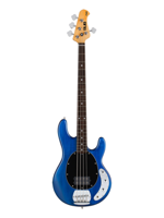 Music Man Ray4-TBS - translucent blue satin