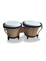 Soundsation SB-NW10-NS Natural Satin Bongos