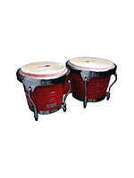 Soundsation SB02-RD Bongos Red