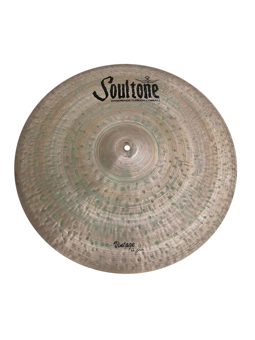 Soultone Vintage Old School Crash/ride 19