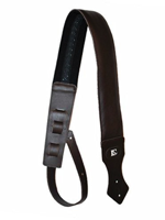 Bg GEL15 Comfort Strap Leather Brown