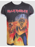 Rock Off IRON MAIDEN NOTB sublimation Print XL