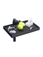 Stagg ACTR-2515 Black Percussion Accessory Tray