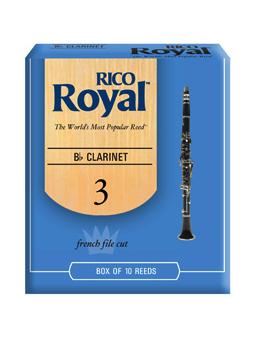Rico Ance Clarinetto Sib 3