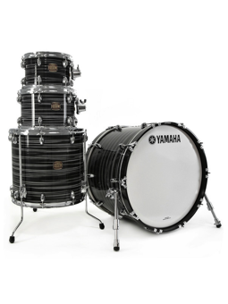 Yamaha Club Custom in Swirl Black