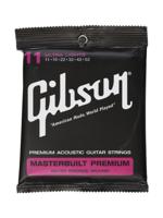 Gibson SAG-BRS11 80/20 Masterbuilt Premium