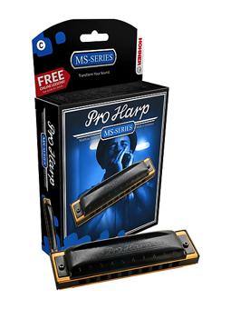 Hohner Pro harp E