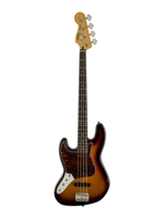 Squier Vintage Modified Jazz Bass  Left-Handed Rw  3-Color Sunburst