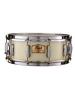 Pearl SSC1455S/C 106 - Rullante Session Custom - Session Custom Snare Drum in Antique Ivory
