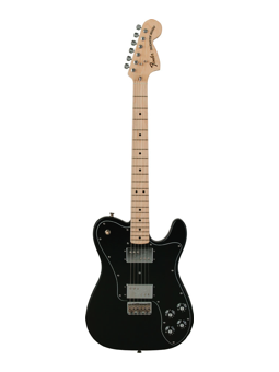 Fender 72 Telecaster Deluxe Maple Fingerboard Black
