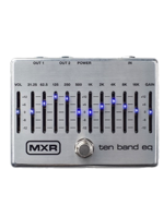 Mxr M108S Ten Band Graphic
