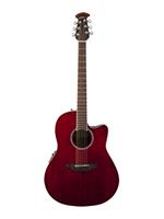 Ovation CS24-RR Celebrity Standard  Cutaway Rudy Red