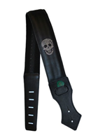 Bg GEL10G3 Comfort Strap with Rhinestone Dead Head