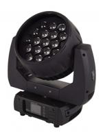 Sagitter QUARTZ300 Set Moving head Wash 19x15W led RGBW/FC Zoom  w/Case