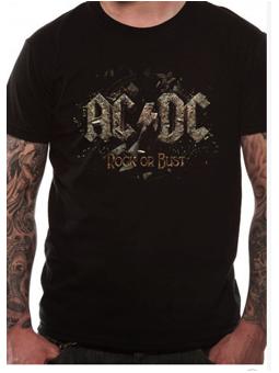 Cid Ac/dc - Rock Or Bust XLarge