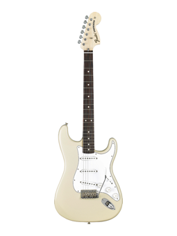 Fender Classic Series '70s Stratocaster Olympic White