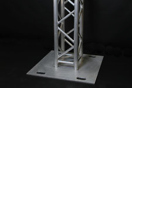 Trusst Aluminium Base Plate X SQU T
