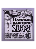 Ernie Ball 2839 - 6-string Baritone Slinky