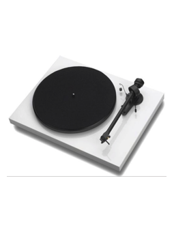 Pro-ject DEBUT CARBON ( DC ) - OM 10 White