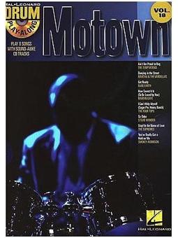 Volonte Drum Play Along MOTOWN V.18