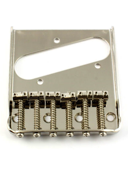 Allparts TB-0033-L001 Bridge for Tele Left