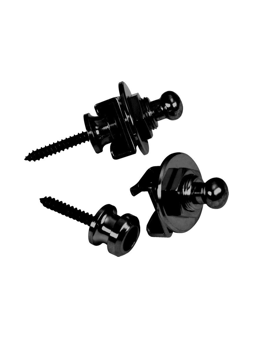 Schaller Security Strap Locks - Black