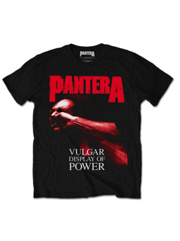 Rock Off Pantera Red Vulgar Small