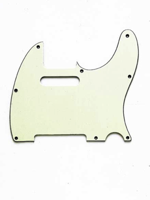 Allparts PG-0562-024 Pickguard for Telecaster Mint Green
