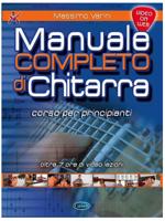 Volonte Manuale Completo Chitarra MASSIMO VARINI