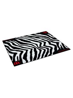 Meinl MDR-ZB Tappeto per Batteria - Zebra Drum Rug
