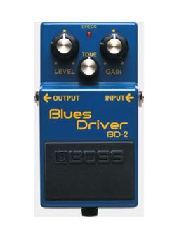 Boss BD2 Blues Drive