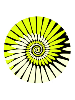 Zomo Slipmat Paint Yellow