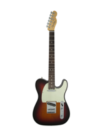 Fender American Elite Telecaster Rw 3-Color Sunburst