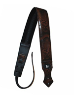 Bg GEL15X Comfort Strap Brown Snake