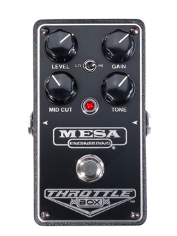 Mesa Boogie Throttle Box Distortion
